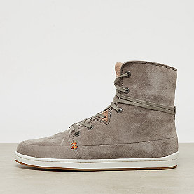Hub Vermont N30 Soft Nubuck dark brown/off white-dark gum