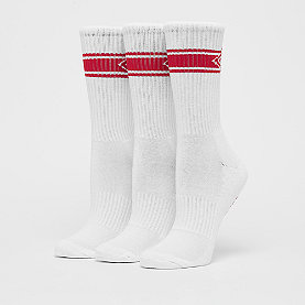Homeboy Nappo Stripe Sock 3er Pack white