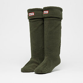 Hunter Boot Sock dark olive