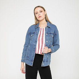 Edited Isabell Denim Jacket blue denim