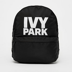 IVY PARK Layered Logo Backpack black
