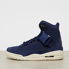 Jordan Air Jordan 3 Retro Explorer XX midnight navy/light cream-lig