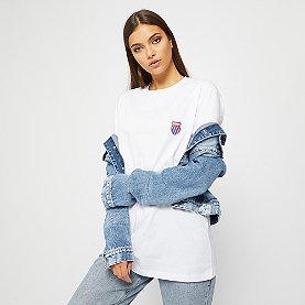 K-Swiss Classic Shield T-Shirt white
