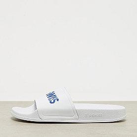 K-Swiss K-Slide white/classic blue