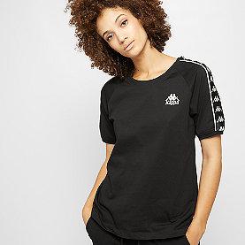 Kappa Daria T-Shirt black