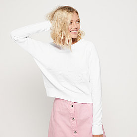 Kappa Tiola Sweatshirt white