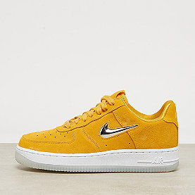 NIKE Air Force 1 '07 Premium LX yellow ochre/metallic silver-whit