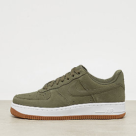 NIKE Air Force 1 '07 SE medium olive/white-gum light brown