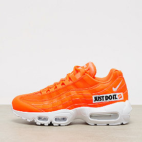 NIKE Air Max 95 SE total orange/white-black