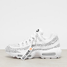 NIKE Air Max 95 SE white/white-white-black