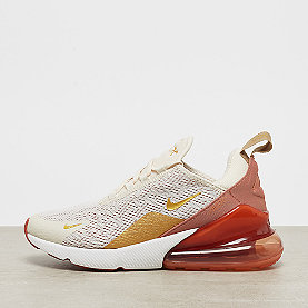 NIKE Air Max 270 light cream/metallic gold