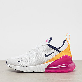 NIKE Air Max 270 summit white/midnight navy