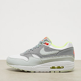 NIKE Air Max 1 white/barely grey-light pumice-volt