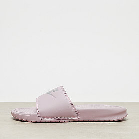 NIKE Benassi Just Do It particle rose/metallic silver