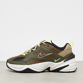 NIKE M2K Tekno medium olive/black-yukon brown