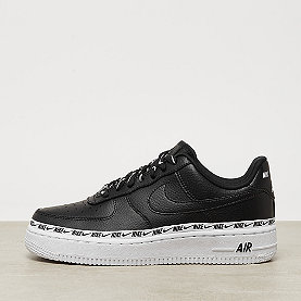 NIKE Wmns Air Force 1 '07 SE Premium black/black-white