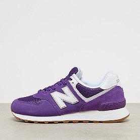 New Balance WL574ESW purple mountain