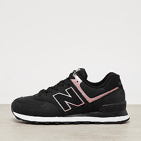 New Balance WL574NBK black