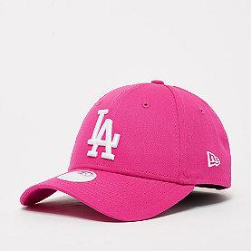 New Era Los Angels Dodgers Womens League Essential 9Forty Brp/wht