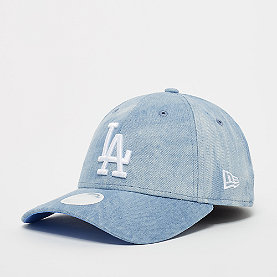 c1c7c328693 New Era Los Angeles Dodgers Womens Tie Dye 9Forty light blue white