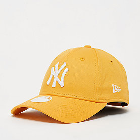 7660d19cfc5 New Era Womens League Essential 9Forty yellow wht