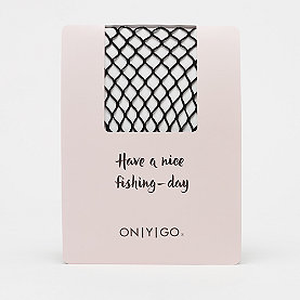 ONYGO Fishnet Tights black