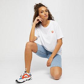 ONYGO Regular T-Shirt Peach white