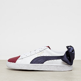 Puma Basket Bow New Sch Wns cerulean-puma white-peacoat