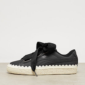 Puma Basket Heart Scallop puma black