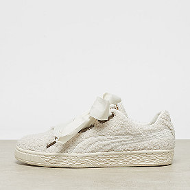 Puma Basket Heart Teddy Wns whisper white-whisper white