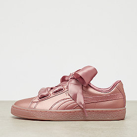 Puma Basket Heart copper rose/copper rose