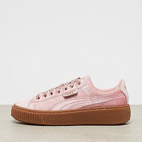 Puma Basket Platform VS silver/pink/gold