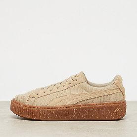 Puma Basket Platform safari/safari/whisper white