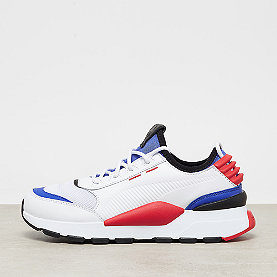 Puma RS-0 808 puma white-dazzling blue-high risk red