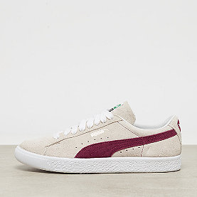Puma Suede 90681 whisper white-pomegranate-puma white