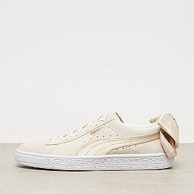 Puma Suede Bow BSQT Wns marshmallow-metallic gold