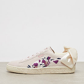 Puma Suede Bow Flowery Wns mauve morn-rose gold