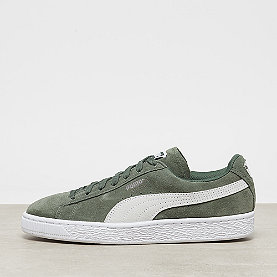 Puma Suede Classic Wns laurel wreath-puma white