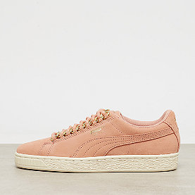 Puma Suede Classic x Chain Wns dusty coral-puma team gold