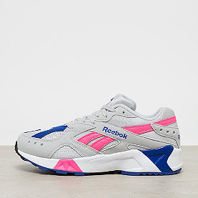 Reebok Aztrek skull grey/acid pink/coll royal/white