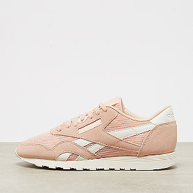 Reebok CL Nylon Mesh M desert dust/chalk