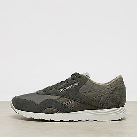 Reebok CL Nylon R top dark cypress/terrain grey/skull grey/green
