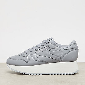 Reebok Classic Leather Double cool shadow/chalk/cloud grey