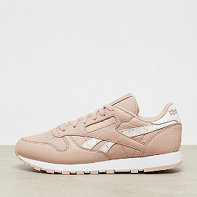 Reebok Classic Leather sidestripes bare beige/white