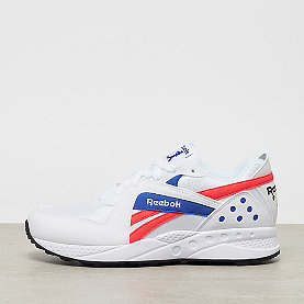 Reebok Pyro pops-white/neon red/crushed coablt/black