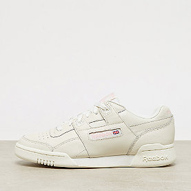 Reebok Workout Lo Plus vintage-white/practical pink