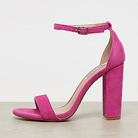 Steve Madden Carrson hot pink suede