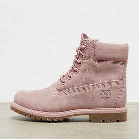 Timberland 6in Premium Suede WP Boot light pink