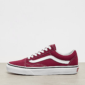 Vans Classics Old Skool rumba red/true white