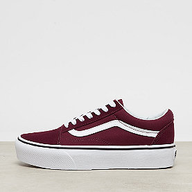 Vans Old Skool Platform port royal/true white